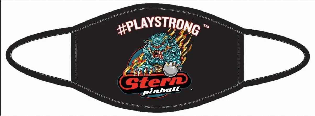 Stern Pinball, Inc. ogłasza inicjatywę Stern Pinball #PlayStrong