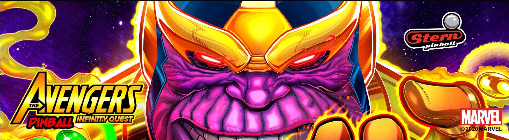 Flipper Avengers: Infinity Quest trafił do produkcji w Stern Pinball