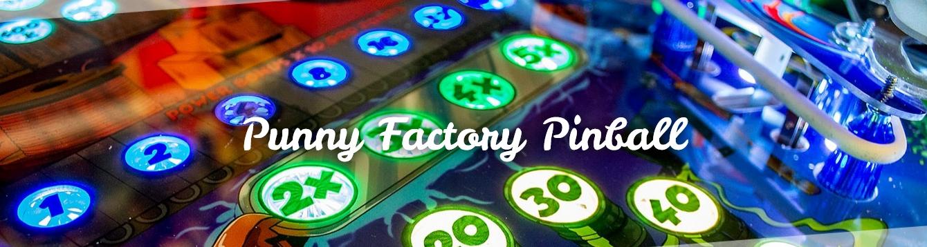 Punny Factory – flipper z Kanady